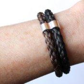 armband paardenhaar Gogo