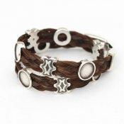 armband paardenhaar Gypsy 1